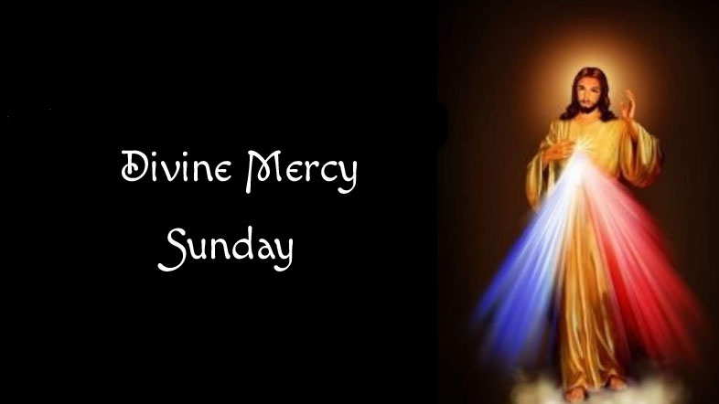 Liturgy for Divine Mercy Sunday