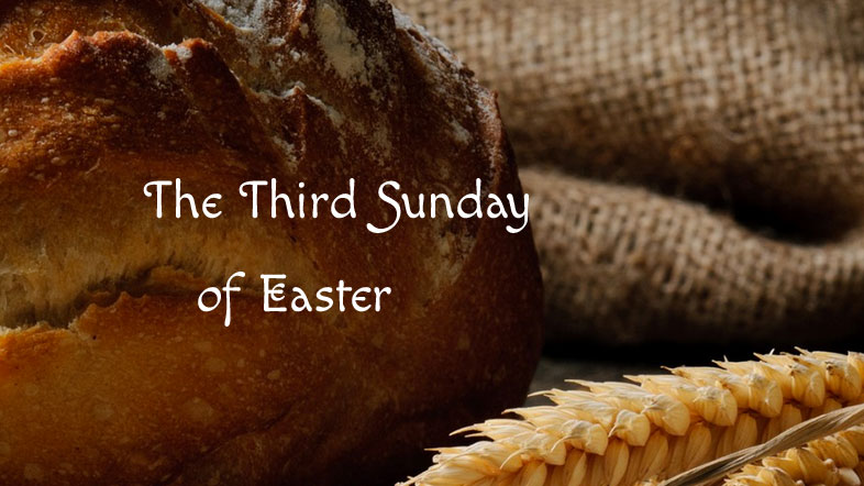 Liturgy for the Third Sunday of Easter